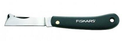 Прививочный садовый нож Fiskars