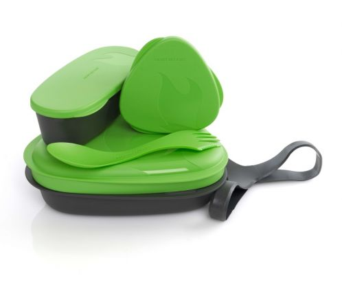 Набор посуды Light My Fire LunchKit Green 41373310