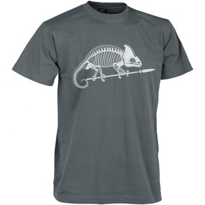 Футболка Helikon Chameleon Skeleton Shadow Grey XXL TS-SKC-CO-35