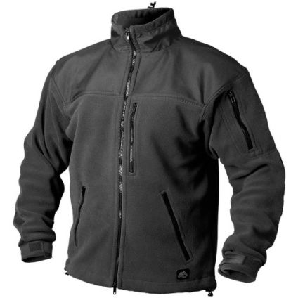 Кофта Helikon Classic Army Fleece Black M/regular BL-CAF-FL-01