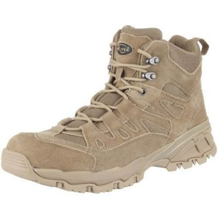 Ботинки Mil-Tec Tactical Squad Stiefel 5 Inch Coyote 46 12824005