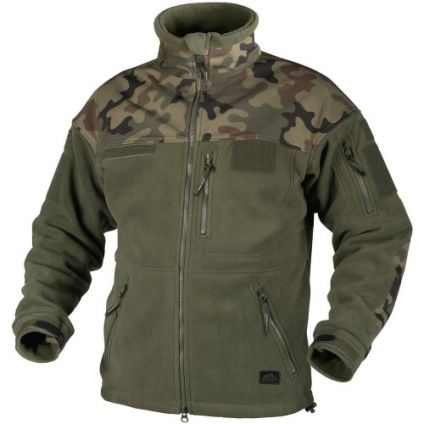 Кофта Helikon Infantry Duty Fleece Jacket Olive Green S/regular BL-INF-HF-18